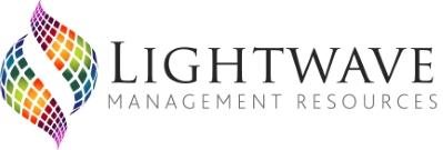 Lightwave Management Resources, Inc. logo