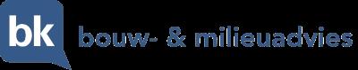 Company Logo BK bouw- & milieuadvies