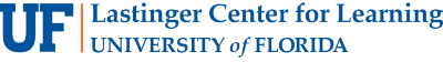 The University of Florida, Lastinger Center for Learning logo