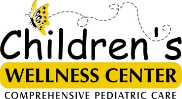 CHILDRENS WELLNESS CENTER logo