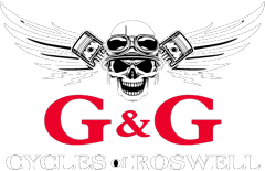 G & G Cycles of Roswell logo