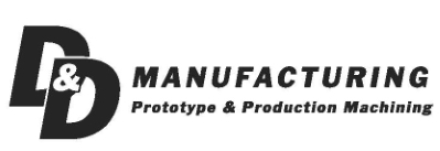 D and D Manufacturing logo