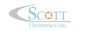 SCOTT ELECTRONICS logo