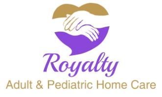 Royalty Adult & Pediatric Home Care logo