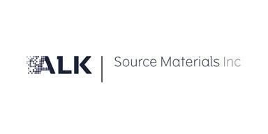 ALK Source Materials, Inc. logo