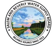 SALEM AND BEVERLY WATER SUPPLY BOARD logo