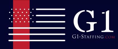 G1 Staffing logo
