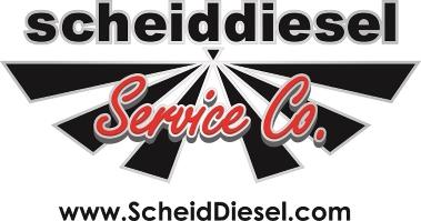 Scheid Diesel logo
