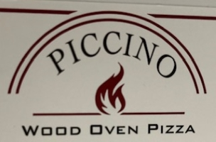 Piccino Wood Oven Pizza logo
