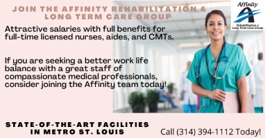 Affinity Long Term Care Group logo