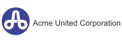 Acme United Corporation logo