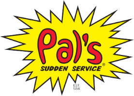 Pal's Sudden Service logo