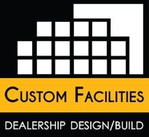 Custom Facilities logo