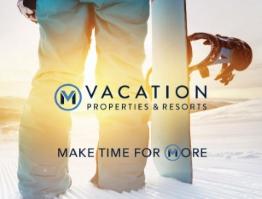 M Vacation Properties & Resorts logo