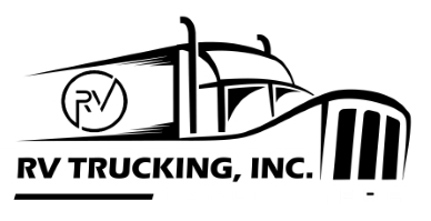 RV Trucking Inc. logo
