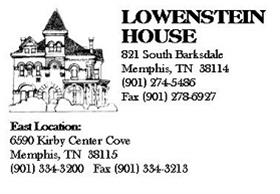 Lowenstein House, Inc. logo