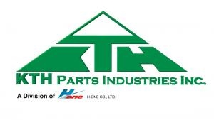 KTH Parts Industries, Inc. logo