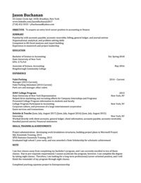 Resume writing services help