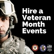 Hire a Veteran Month Events