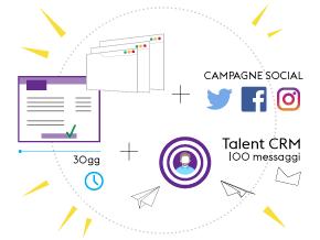 PJA + talent CRM