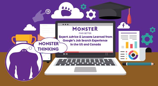 Job Search Experience on Google - Monster Webinar