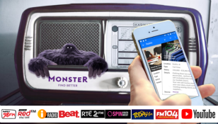 Monster is back on your radio