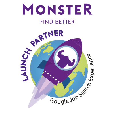 Monster is a Launch Partner ffor Google Job Search Experience