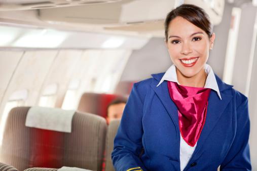Alaska Airlines Horizon Air Offering Flight Attendant