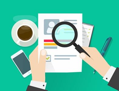 L Importance Que Les Recruteurs Accordent à La Forme Du Cv