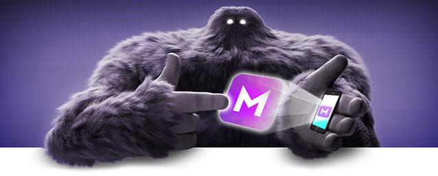 Libérez Monster... d'un swipe