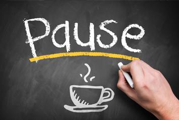 Ménageons- nous des temps de pause pour être plus productifs !