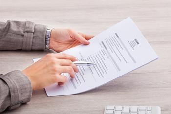 Comment composer avec les vides d'un CV ?