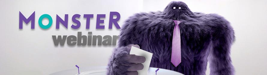Webinar Monster